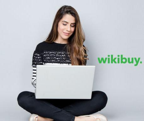 wikibuy girl.