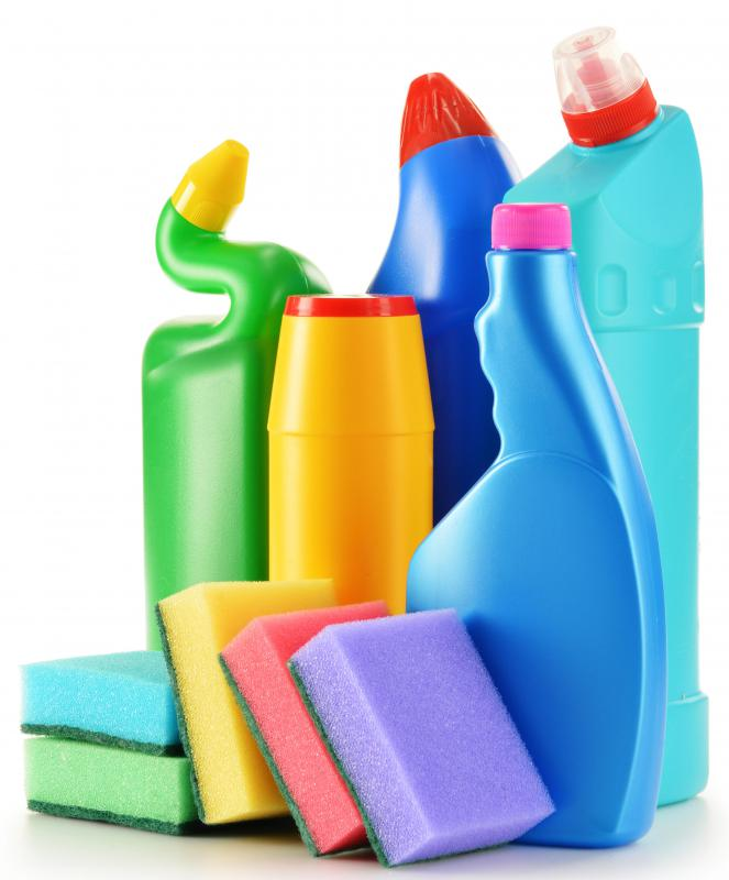 How Do I Choose The Best Cleaning Supplies With Pictures - Supplies to clean bathroom