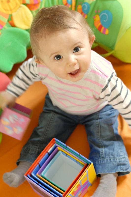 Nursery Nursing Jobs Involve Working With Small Children