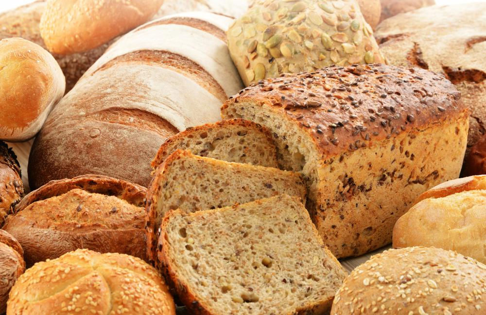 Barley Flour Can Be Used In Combination With Wheat Flour In Bread Baking