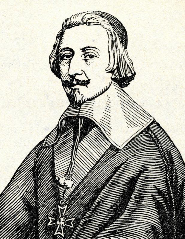 cardinal de richelieu intelligence