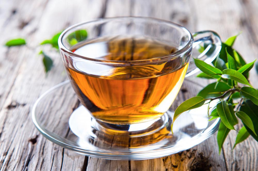 Alfalfa Tea Contains Medicinal Properties