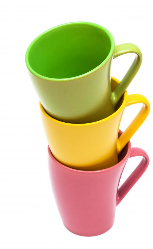 Coffee Mugs Come In All Shapes Sizes And Colors
