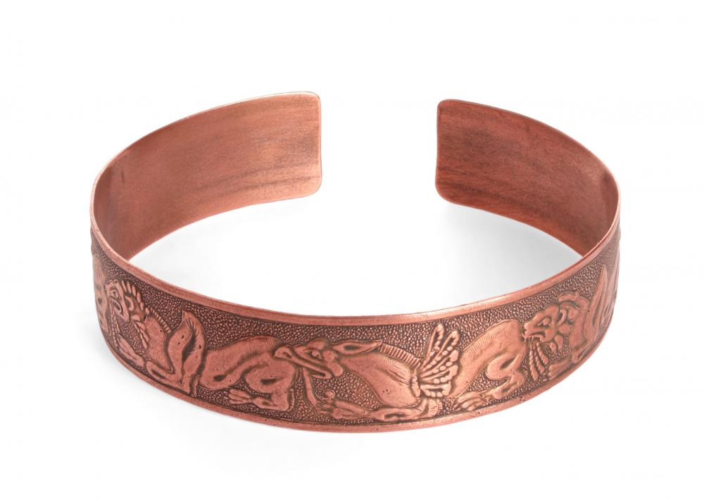 Are There Health Benefits to Wearing Copper Jewelry?