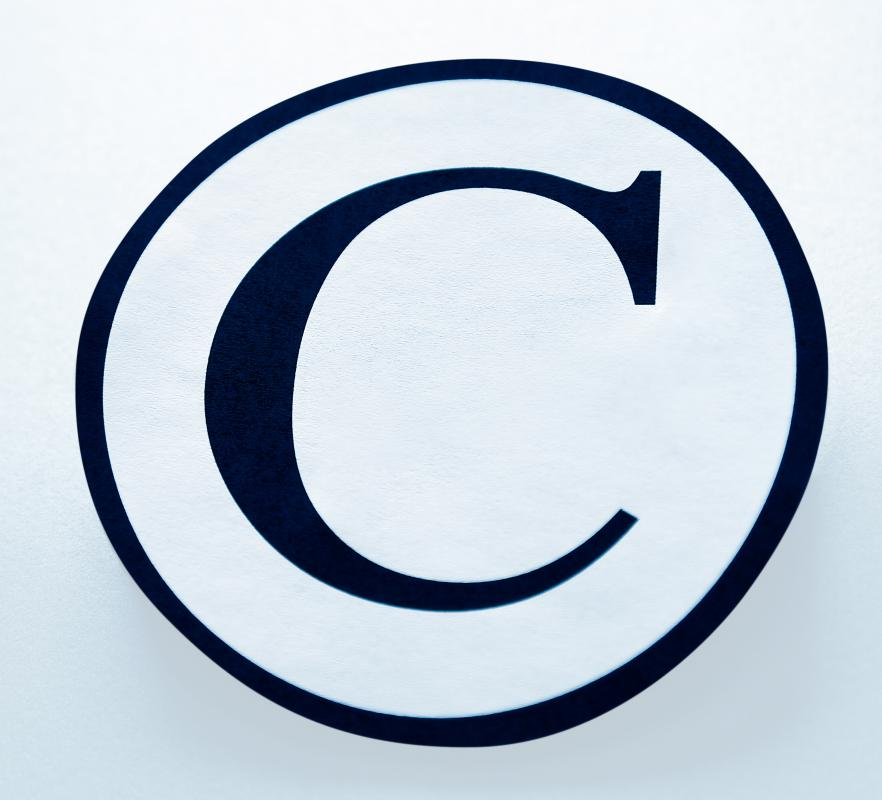 What can be Copyrighted and what can't?