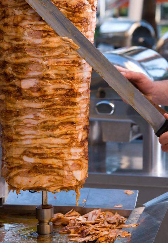 What Is Shawarma With Pictures