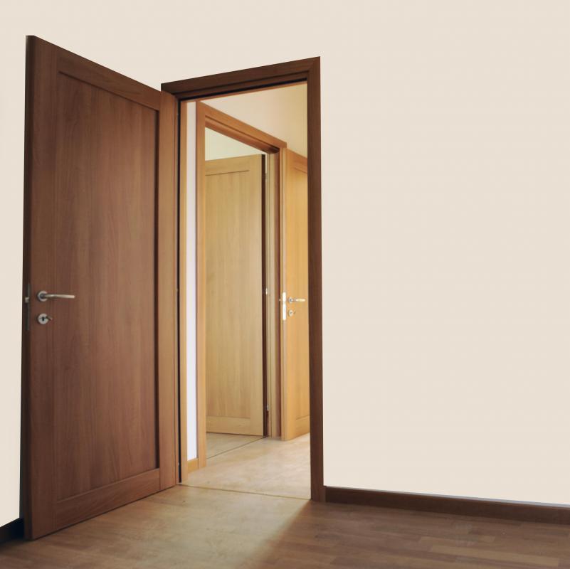 What is an open door policy with pictures for 0pen door