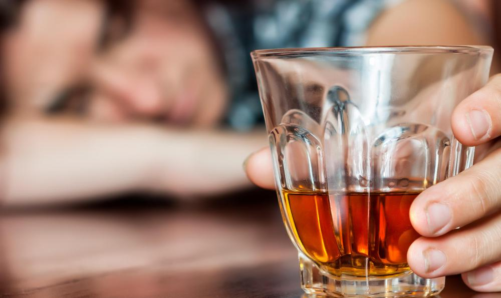 alcohol recovery mood swings