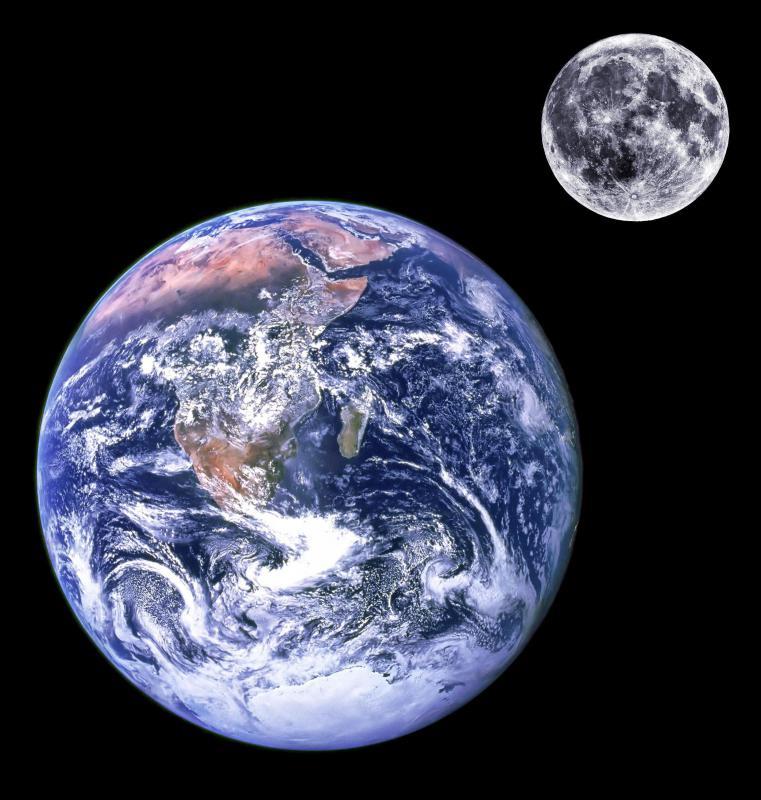 moons around earth - photo #17