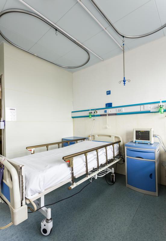 hospital bed tray