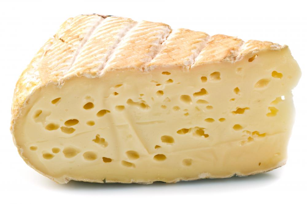 Fontina cheese is quit...