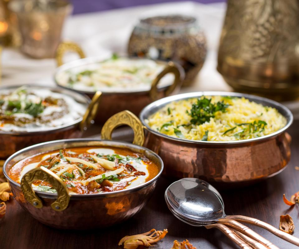 List Of Indian Food Recipes