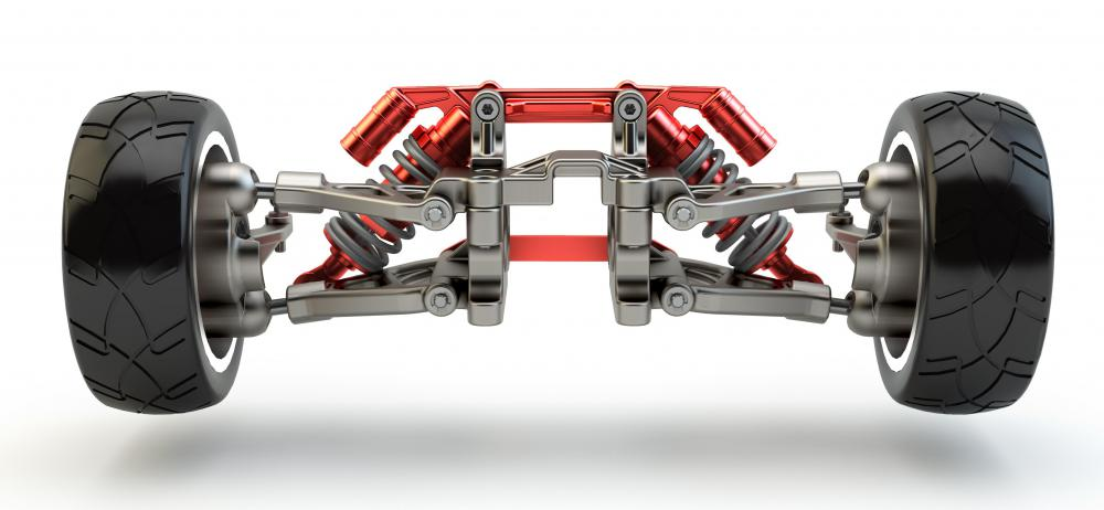 what is an axle assembly   with pictures