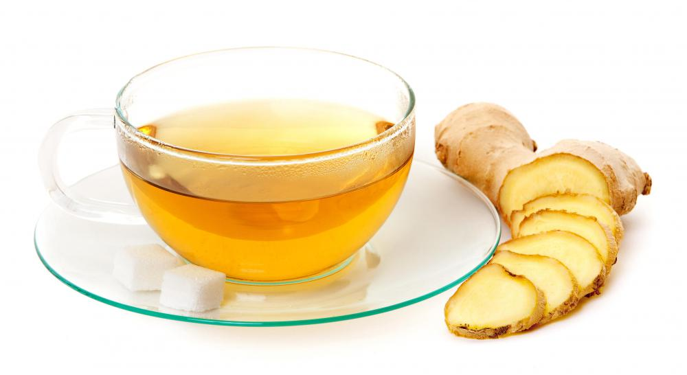 Gingseng extract is commonly used in ginseng tea.