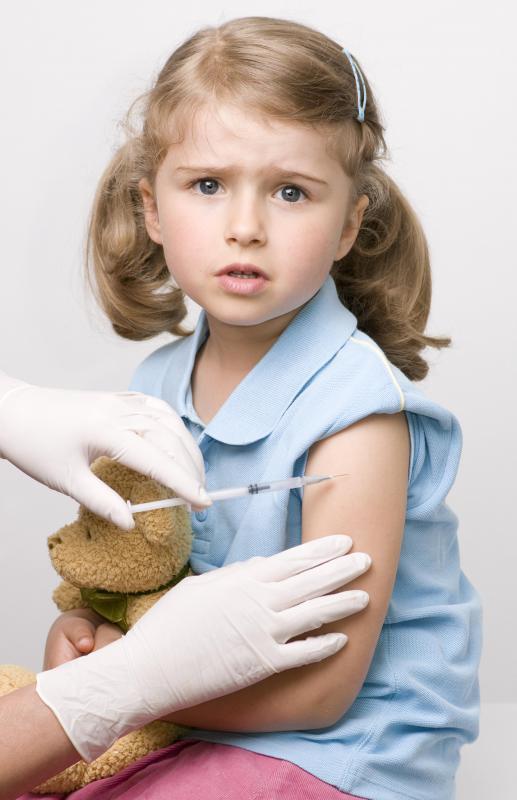When Does A Kid Get Their First Tetanus Shot