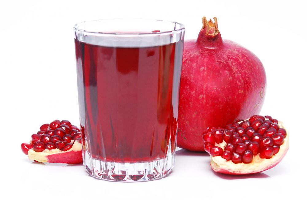 Naked Pomegranate Juice 107