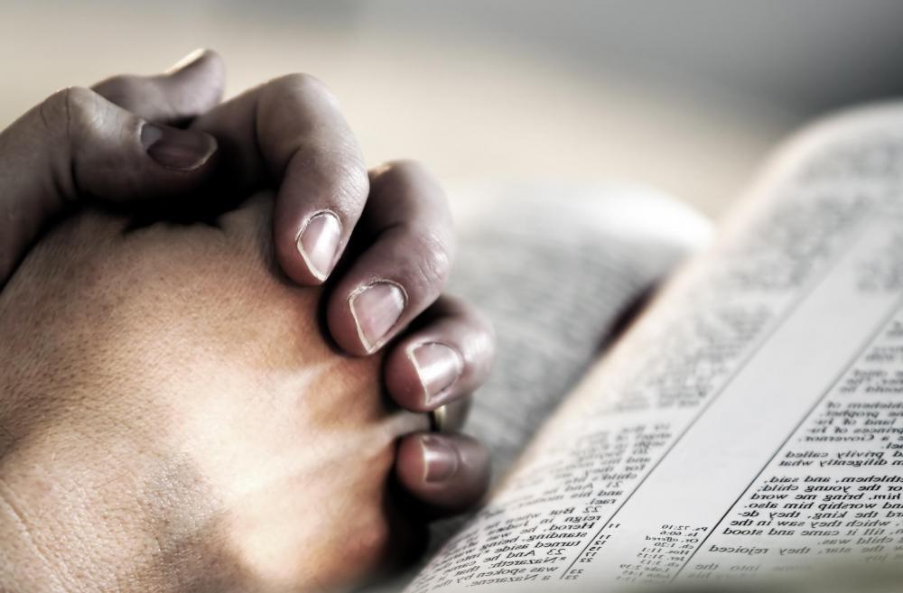 some wedding ceremonies involve a prayer