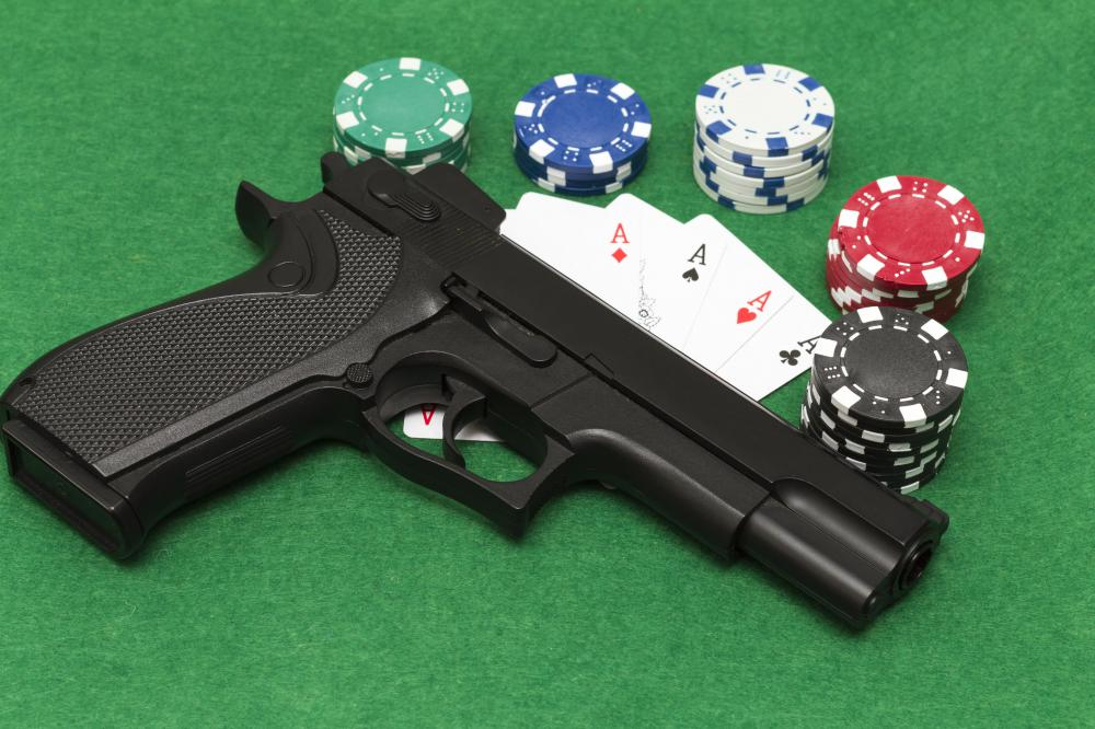Violence and gambling casino deuces duocash poker wild