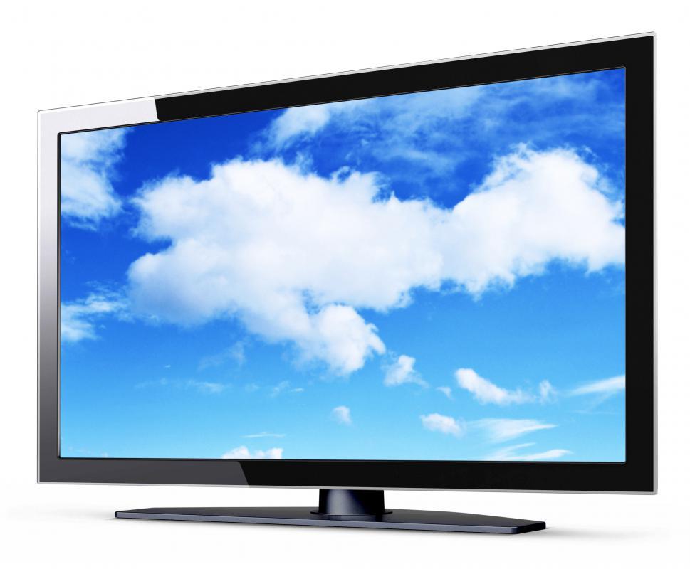1080p HDTV.