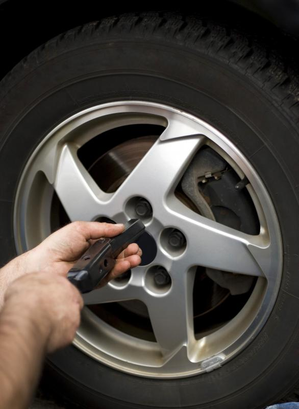 What are Wheel Locks with pictures