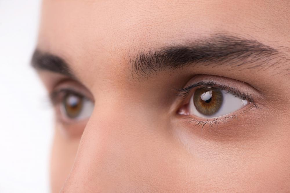 Brown eye color is a dominant trait.