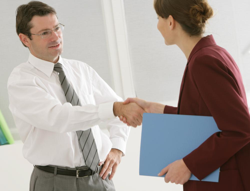 Someone who talks a lot when nervous can benefit from mock interviews
