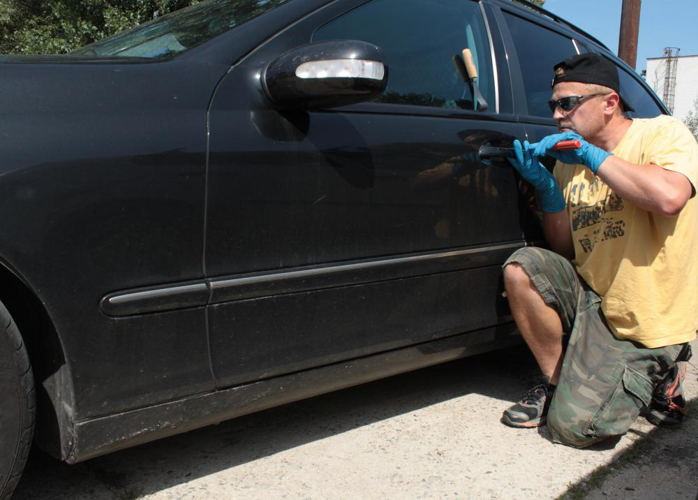 Infiniti Of Orange Park >> How do I Prevent Car Vandalism? (with pictures)