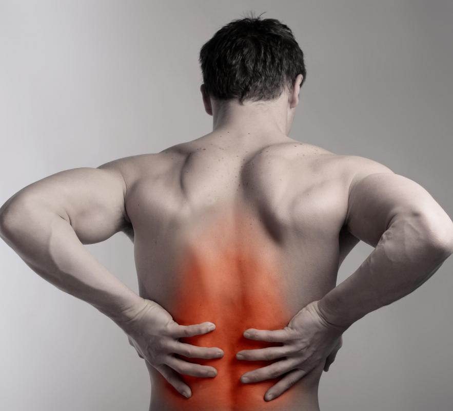 Можно париться при болях в спине