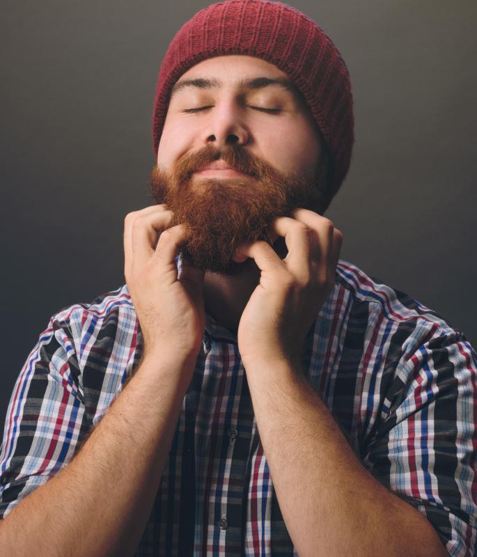 The beard movie