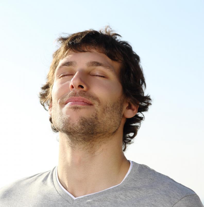 Breathing meditation vipassana