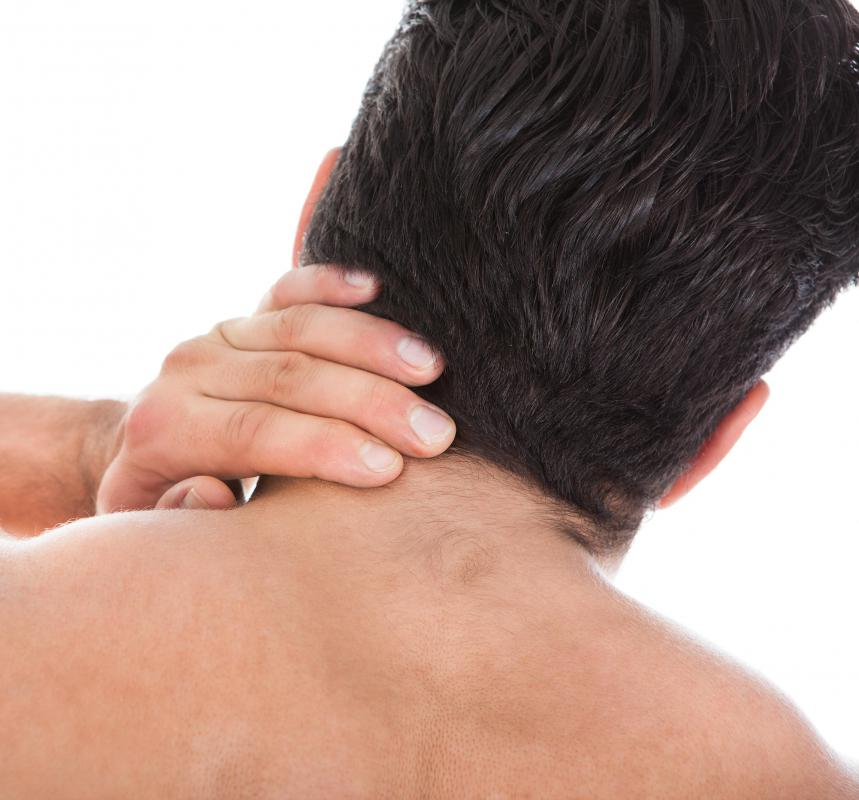 What Are Common Symptoms Of Neck Pain With Pictures