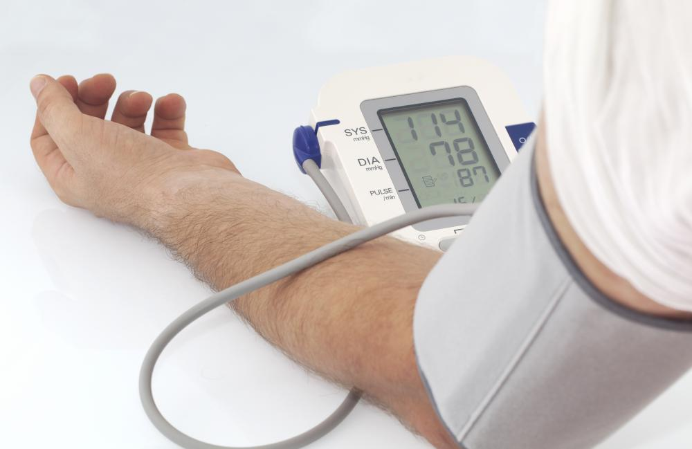 how to take your blood pressure at home by hand