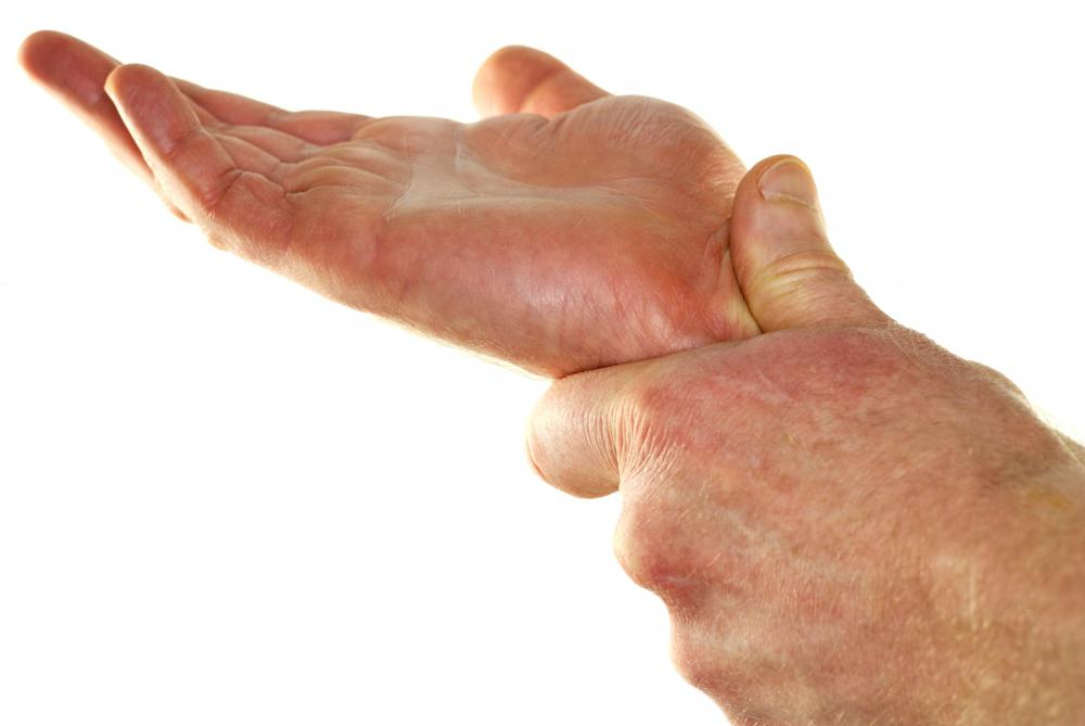 What Is Wrist Tendinitis With Pictures