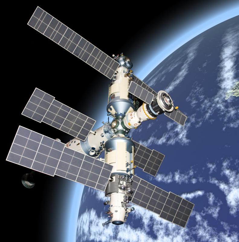 What Is the International Space Station? (with pictures)