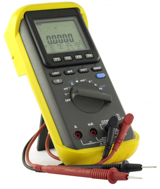 What is an Ohmmeter? (with pictures)