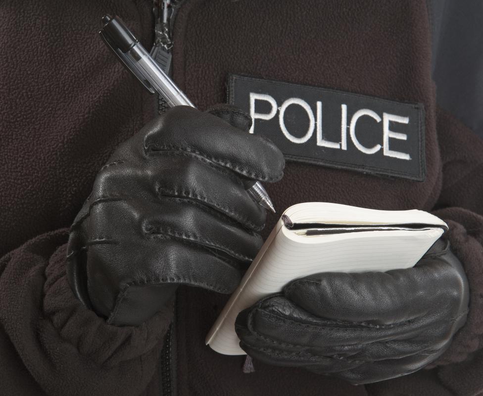Policeman essay