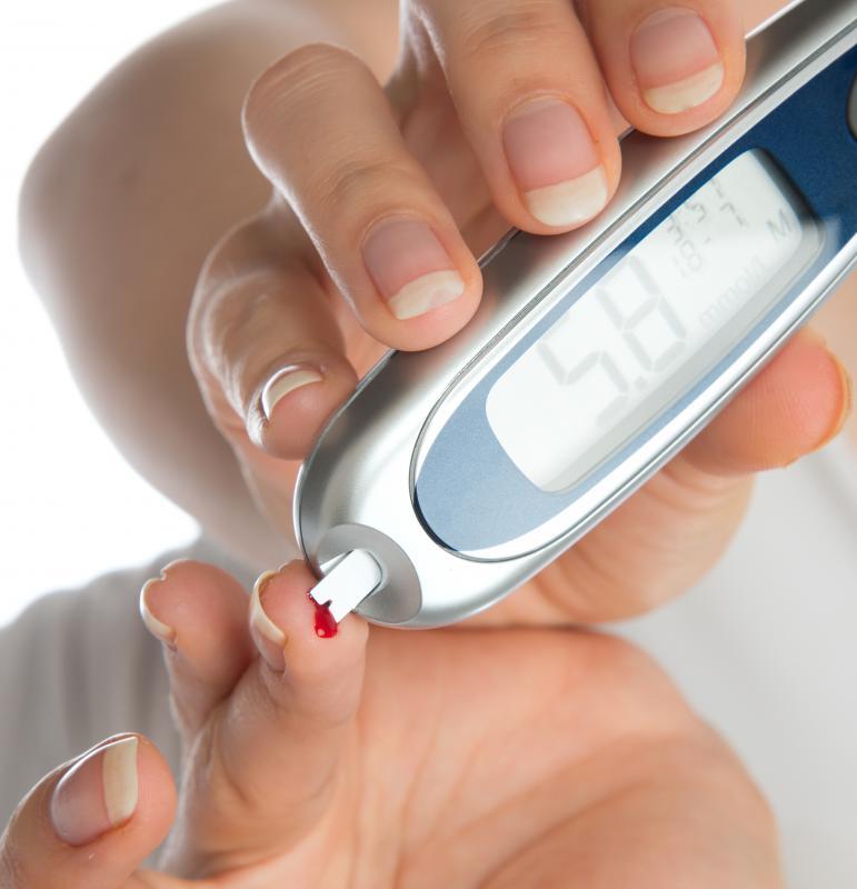 glucose monitoring prednisone