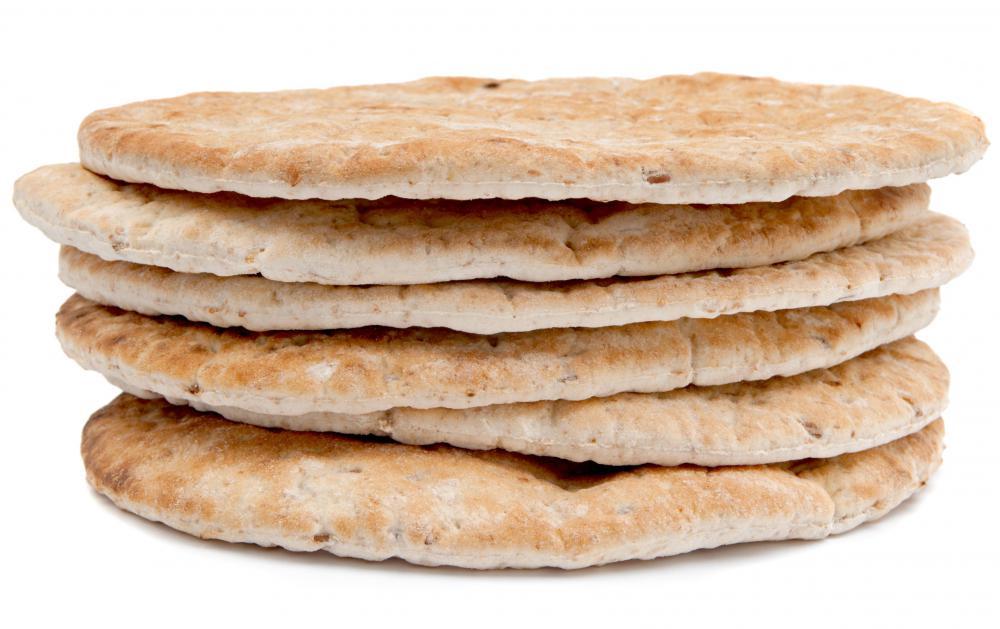 Pita Bread Recipe — Dishmaps