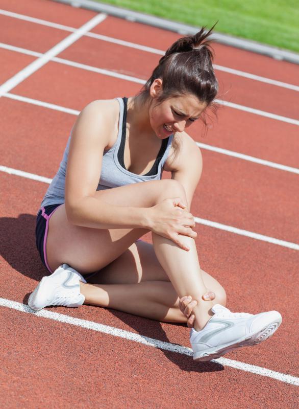 Vận động quá nhiều khớp gối ở vận động viên chạy là nguyên nhân nhuyễn sụn bánh chè