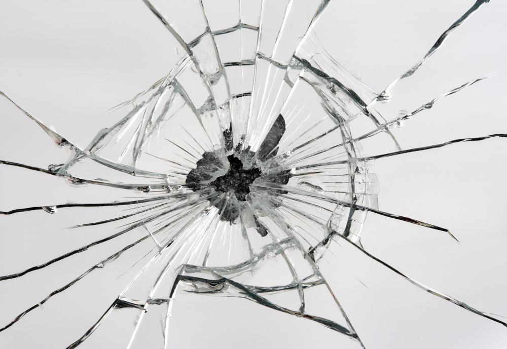 Broken Glass Ong