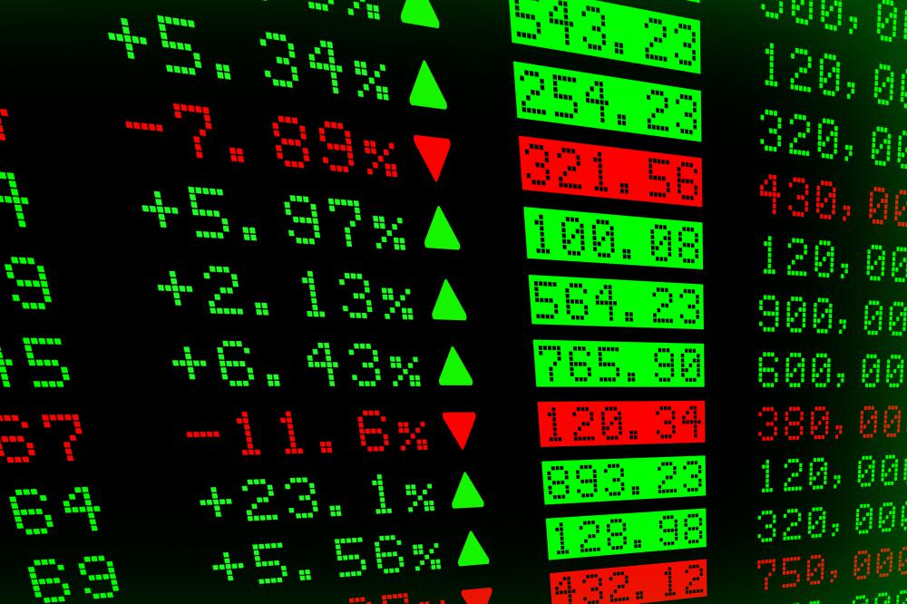 Stock options board