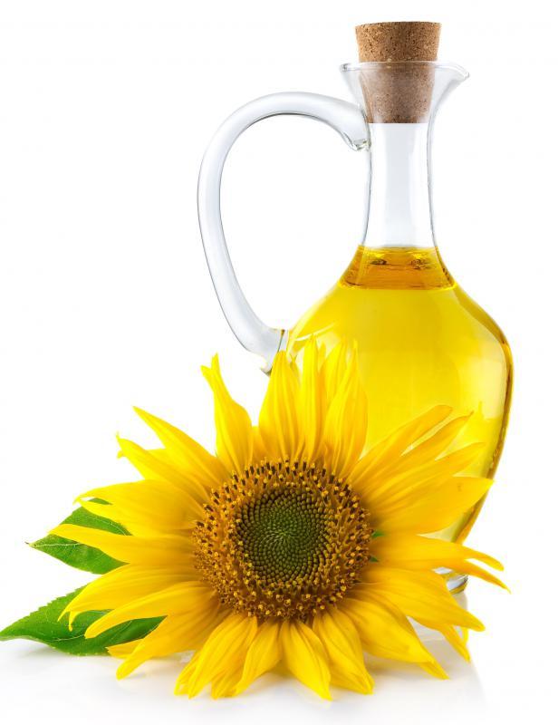 Sunflower Oil Fat 27
