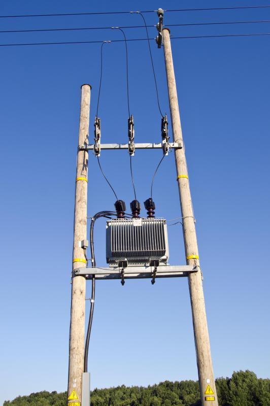 Utility Pole Easement