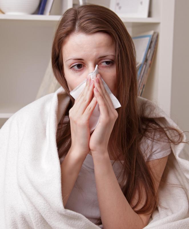 Как избавить от насморка в домашних условиях