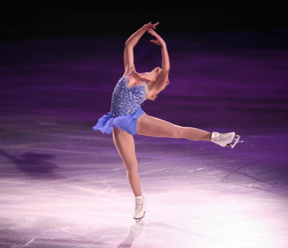 Figure Skating Is A Por Form Of Ice