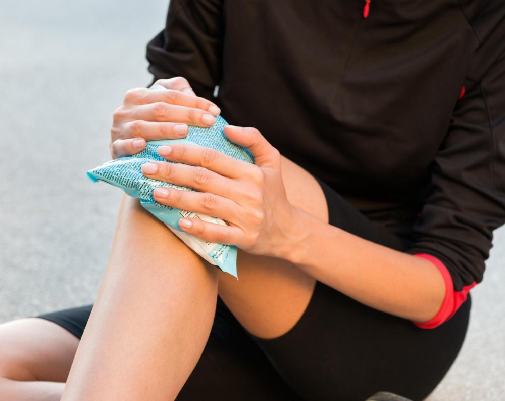 What is a soft tissue edema?