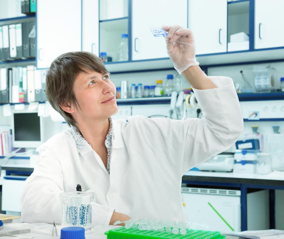 environmental lab technician
