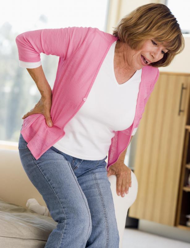 Chronic Low Back Pain Patients