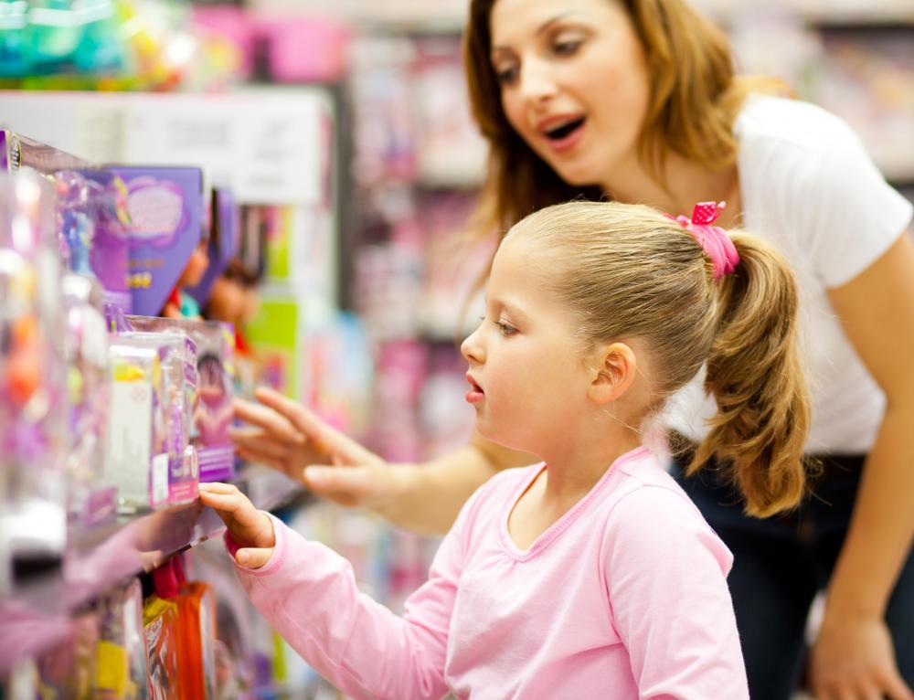 Family, Children and Consumerism