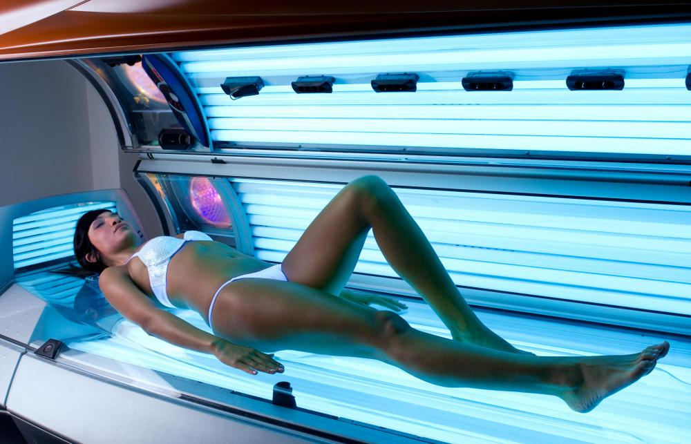 Are Tanning Bed Lotions Safe